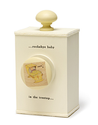 Wind-up Music Box, Décor, Baby Products, Baby Shop