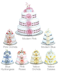 Classic Diaper Cake, Newborn, Baby Products, Baby Shop