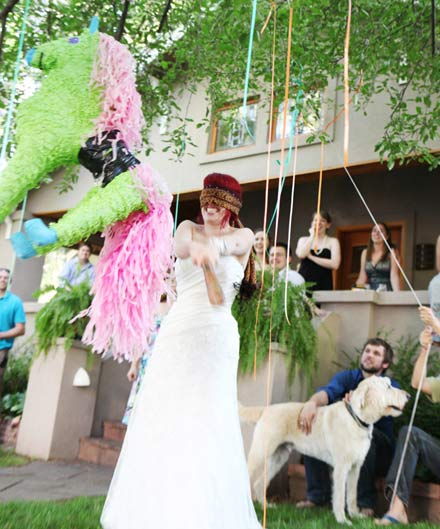 Having Wedding In Backyard : The Backyard Wedding  Small Backyard Landscaping Ideas