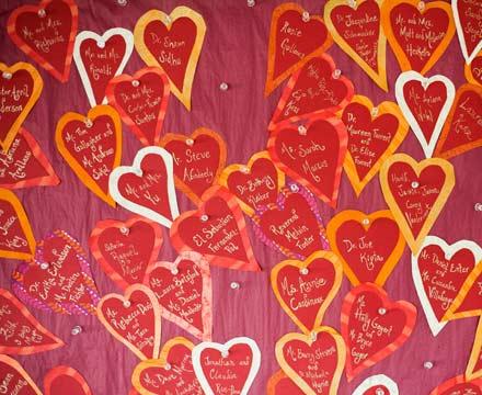 Wedding Reception Idea DIY Escort Cards Posted Thursday December 02