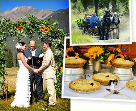 Wedding Home Ideas on Wedding Ideas   Wedding Style Ideas   Outdoor Countryside Weddings