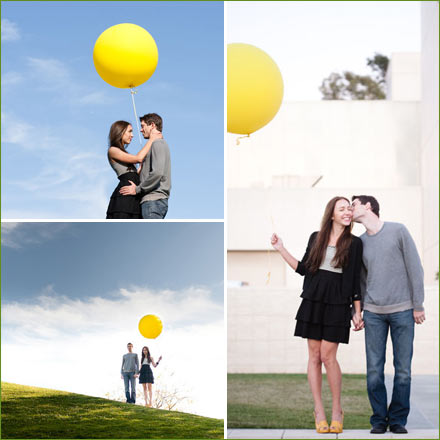 Using Balloons in Photography? Oh Yes! via TheELD.com