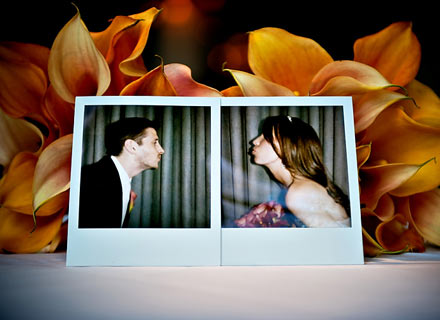 Wedding Reception Idea Decorate with Photos Posted Thursday June 11