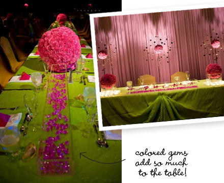 Wedding Reception Ideas Graphic Centerpieces Posted Wednesday August 26