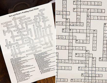 Crosswords online celebrity charity