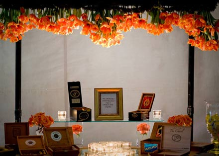New DIY Wedding Idea Suspended Flower Displays Posted Wednesday March 31
