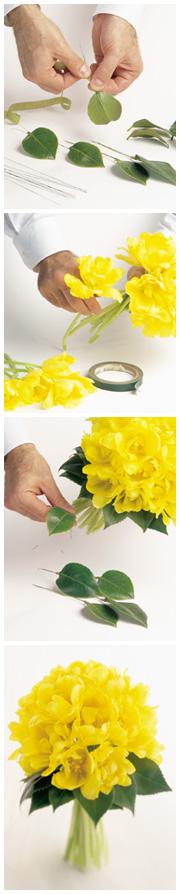 باقة مجموعة الأزهار 2013 باقة مجموعة الأزهار اللون الاصفر