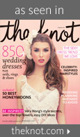Visit The Knot about weddings About Weddings tk linkusbadge natnl sum14