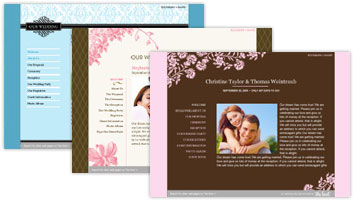 pwp ph Create your free wedding website   List of free wedding site